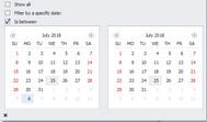 [DEVEXPRESS] Hướng dẫn custome popup filter date range trong Gridview