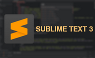 [SOFTWARE] Download phần mềm sublime text 3 phiên bản 3200 active 2019 full version