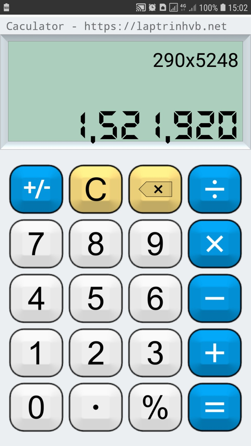 calc_android