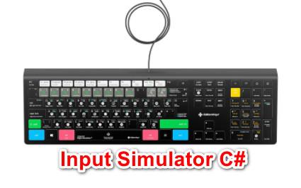[C#] Hướng dẫn sử dụng thư viện Input Simulator để làm việc với Keyboard, Mouse Virtual