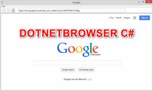 [C#] Sử dụng DotNetBrowser nhân Chromium giải pháp thay thế WebBrowser trên Winform