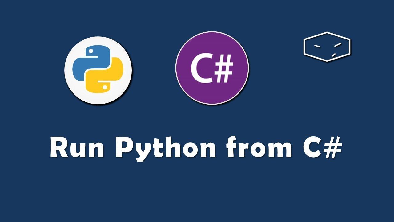 [C#] Hướng dẫn thực thi tập tin python trong winform