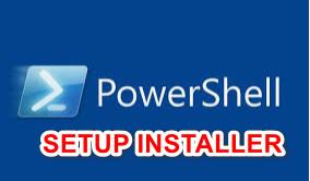 Hướng dẫn đóng gói phần mềm sử dụng Powershell biên dịch script thành file exe