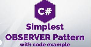 [C#] Ứng dụng ví dụ Simple Observer Pattern tăng giảm số lượng trên winform